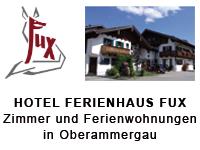 Hotel Ferienhaus Fux Oberammergau